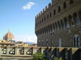 Photo of Florence Skip the Line: Florence Uffizi Gallery Tour View from Uffizi Gallery, Florence