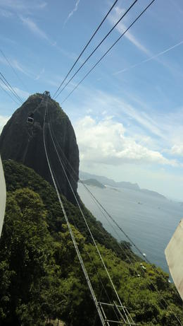 Photo of Rio de Janeiro Corcovado Mountain, Christ Redeemer and Sugar Loaf Mountain Day Tour 02-17-12 61