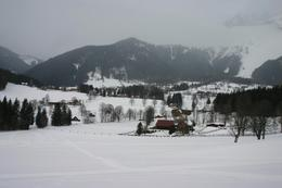 Photo of Salzburg Christmas Horse-Drawn Sleigh Ride from Salzburg Alps above Salzburg - Sleigh Ride