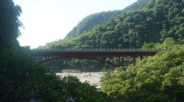 Photo of Taipei Taroko Gorge Full-Day Tour from Taipei Bridge