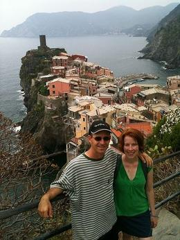Photo of Florence Cinque Terre Hiking Day Trip from Florence Cinque Terre July 2010
