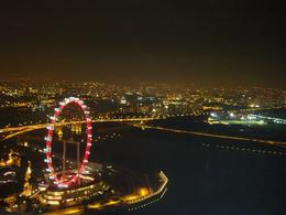 Photo of Singapore Singapore Flyer Sky Dining Flyer (from marina Bay Sands SkyPark)