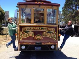 Photo of San Francisco Viator VIP: Early Access to Alcatraz and Exclusive Cable Car Sightseeing Tour Having a great time in SF!