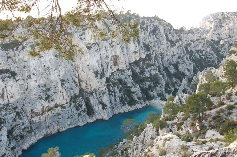 Hiking the Calanques - Marseille