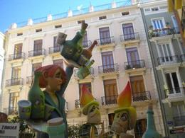 Photo of   Las Fallas