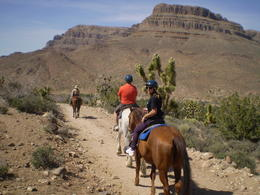 Photo of Las Vegas Western Ranch Experience with Grand Canyon Helicopter Flight Living a Dream