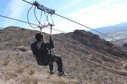 Photo of Las Vegas Bootleg Canyon Zipline Tour Off Kobe goes...