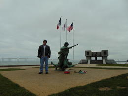 Photo of   Omaha beach