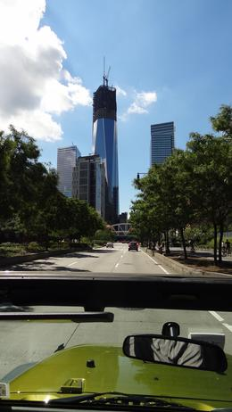 Photo of New York City Private Tour: New York City by Jeep SUV Out of the sunroof