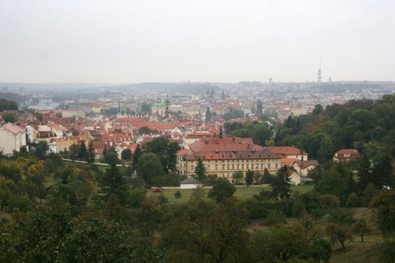 Perfect Viewing Spot - Prague