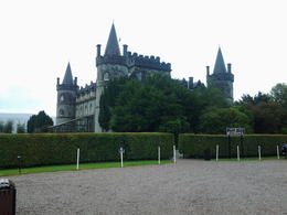 Photo of Edinburgh West Highland Lochs and Castles Small Group Day Trip from Edinburgh Schloss Inverary