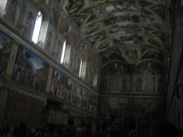 The Sistine Chapel., Peter S - September 2007