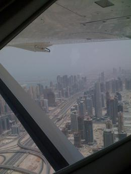 Photo of Dubai Dubai Seaplane Flight Skyscrapers