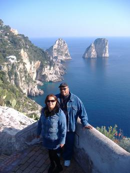 The island of Capri is closed 6 months out of the year, we pretty much had the island to ourselves (along with a private walking tour) with our own personal tour guide. He asked us if we didn't mind ... , Samuel C - February 2008
