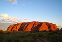 Photo of Ayers Rock Ayers Rock (Uluru)