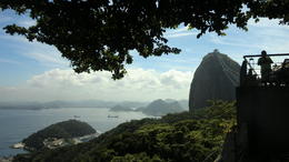 Photo of Rio de Janeiro Corcovado Mountain, Christ Redeemer and Sugar Loaf Mountain Day Tour 02-17-12 56