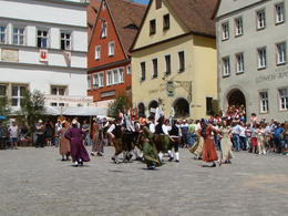 Photo of Munich Romantic Road, Rothenburg and Harburg Day Tour from Munich Cultural Dance