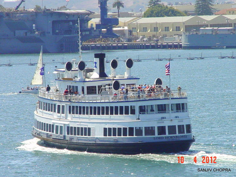 Flag Ship- Harbour Cruises-San Diego - San Diego