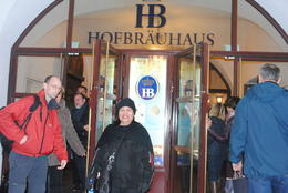 Photo of Munich Munich City Hop-on Hop-off Tour Hofbrauhaus