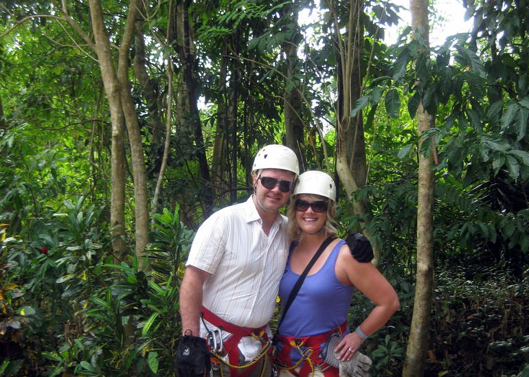 Canopy Tour in Montego Bay - Montego Bay