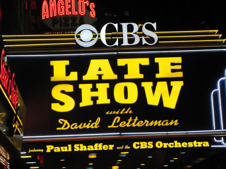 Late Show - New York City