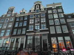 Photo of Amsterdam Amsterdam Canals Cruise with Dinner Cooked On Board Lovely buildings