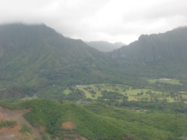 Lush Valley - Oahu