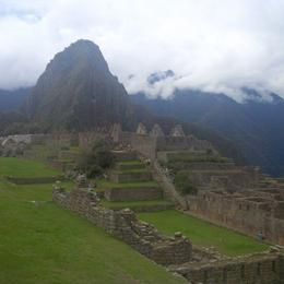 Machu pichu , SOOK MAY L - December 2014