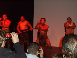 Maori Singers and Dangers , ritageter - January 2016