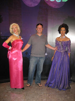 Photo of Las Vegas Madame Tussauds Las Vegas Marilyn and Liz
