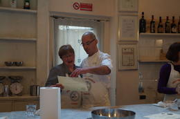 Photo of Florence Small-Group Italian Cooking Class in Florence My Diploma