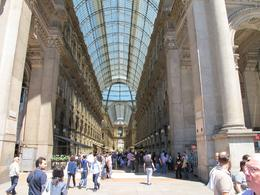 Photo of Milan Milan Half-Day Sightseeing Tour with da Vinci's 'The Last Supper' The first covered mall?