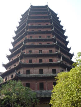 Photo of Shanghai Hangzhou - Heaven on Earth Day Trip from Shanghai The Liuhe Pagoda Experience.