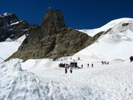 Photo of Zurich Jungfraujoch: Top of Europe Day Trip from Zurich The side of Junfrajoch