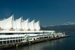 Canada Place - May 2011
