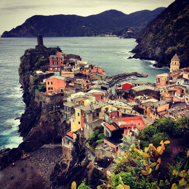 Vernazza - April 2014 - Florence