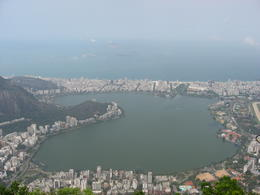 Great views from Corcovado!, Bandit - September 2011