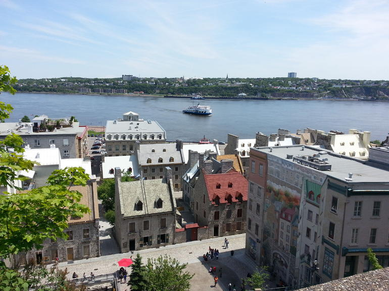 Walking Tour - Quebec City