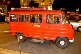 Photo of Warsaw Warsaw Night Tour and Bar Crawl by Communist-Era Fire Engine Warsaw Tour Bus