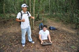 Photo of Ho Chi Minh City Cu Chi Tunnels Small Group Adventure Tour from Ho Chi Minh City Cu Chi Tunnels