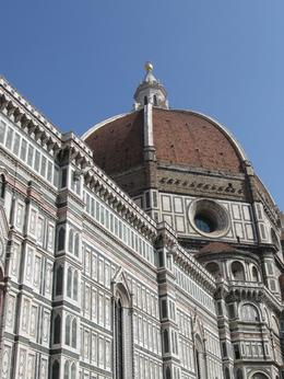 The magnificent exterior of Florence's cathedral, Anthony P - October 2009