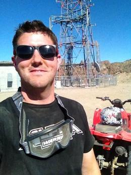 Photo of Las Vegas Hidden Valley ATV Half-Day Tour from Las Vegas Dusty and Loving It!