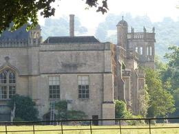 The Abbey as featured in several popular films, Susan H - August 2010
