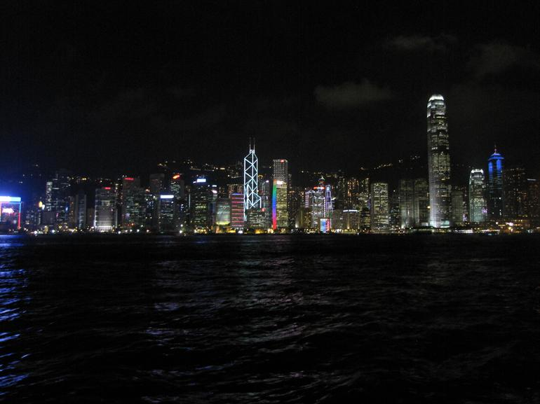 lights - Hong Kong