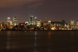 Photo of   Montreal by Boat - Skyline