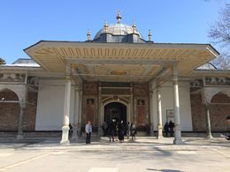 Ottoman Experience / Topkapi Palace and Blue Mosque , James H - March 2015