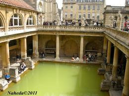 Roman Baths , Naheda - July 2011