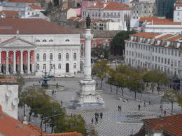 Photo of Lisbon Lisbon Guided Walking Tour Rossio Square