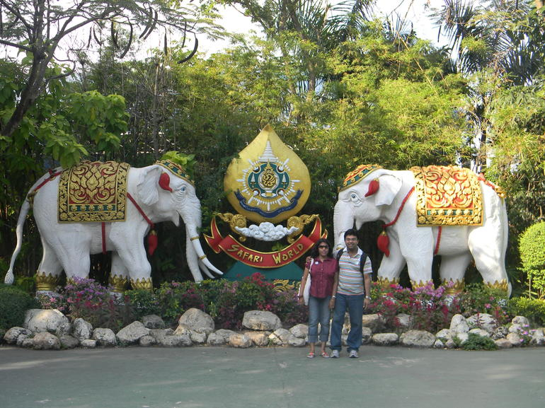 Safari World - Bangkok