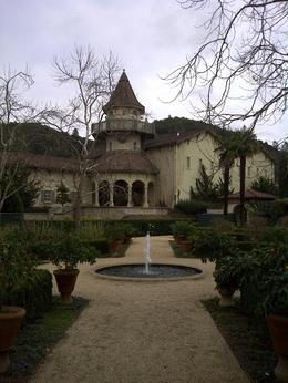 A chateau in France? No, it's a beautiful winery in Sonoma, Timetable Tim - March 2011